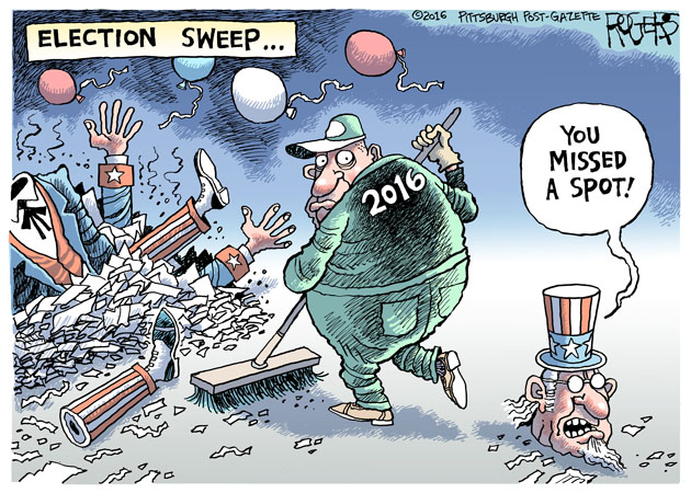 Election Sweep