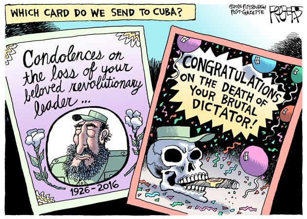 Castro Card
