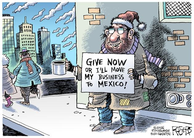 Mexico Move
