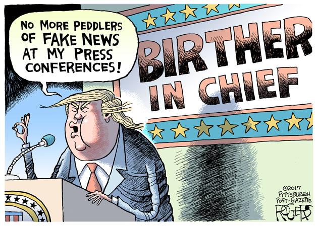 Fake News Peddler