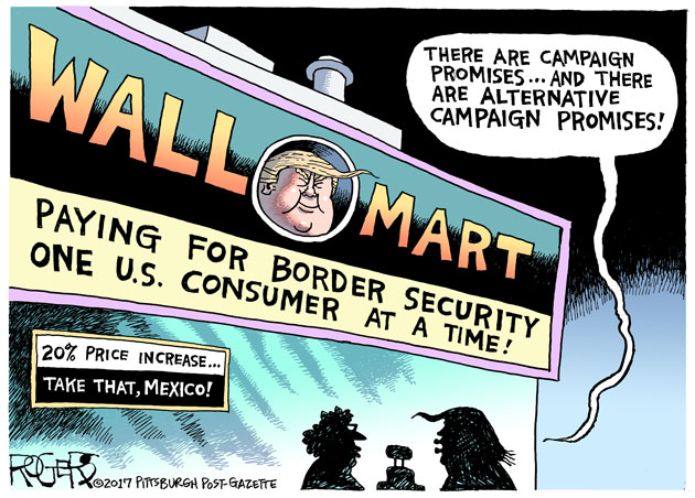 Border Wall Mart