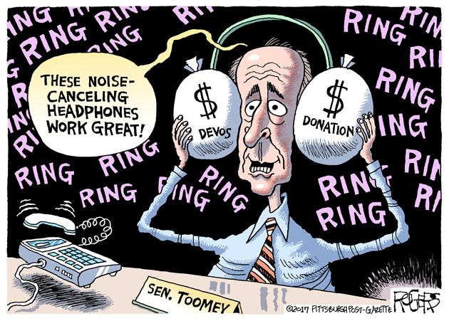 Toomey's Headphones