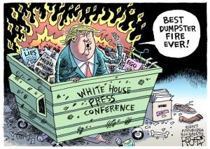 Press Dumpster