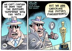 Russian Tampering