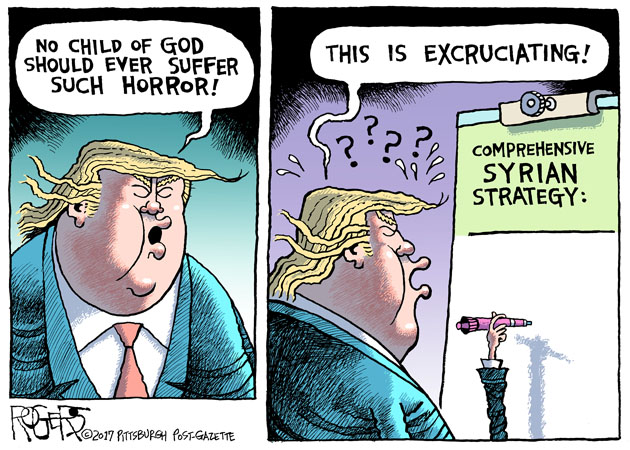 Syrian Strategy