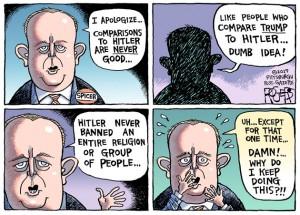 Hitler Gaffe