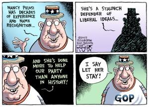 Leader Pelosi