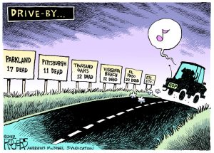 Rob Rogers | Drive-By